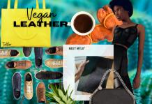 vegan leather, vegan fashion